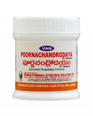 Poornachandrodaya Tablets