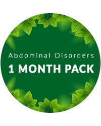 Abdominal Disorders 1 month pack