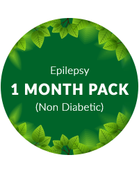 Epilepsy 1 month pack for Non diabetic Patients