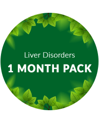 1 Month Pack for Liver Disorders