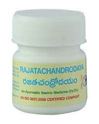 Rajatachandrodaya Tablets