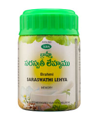 VAN Brahmi Saraswathi lehya - Click Image to Close